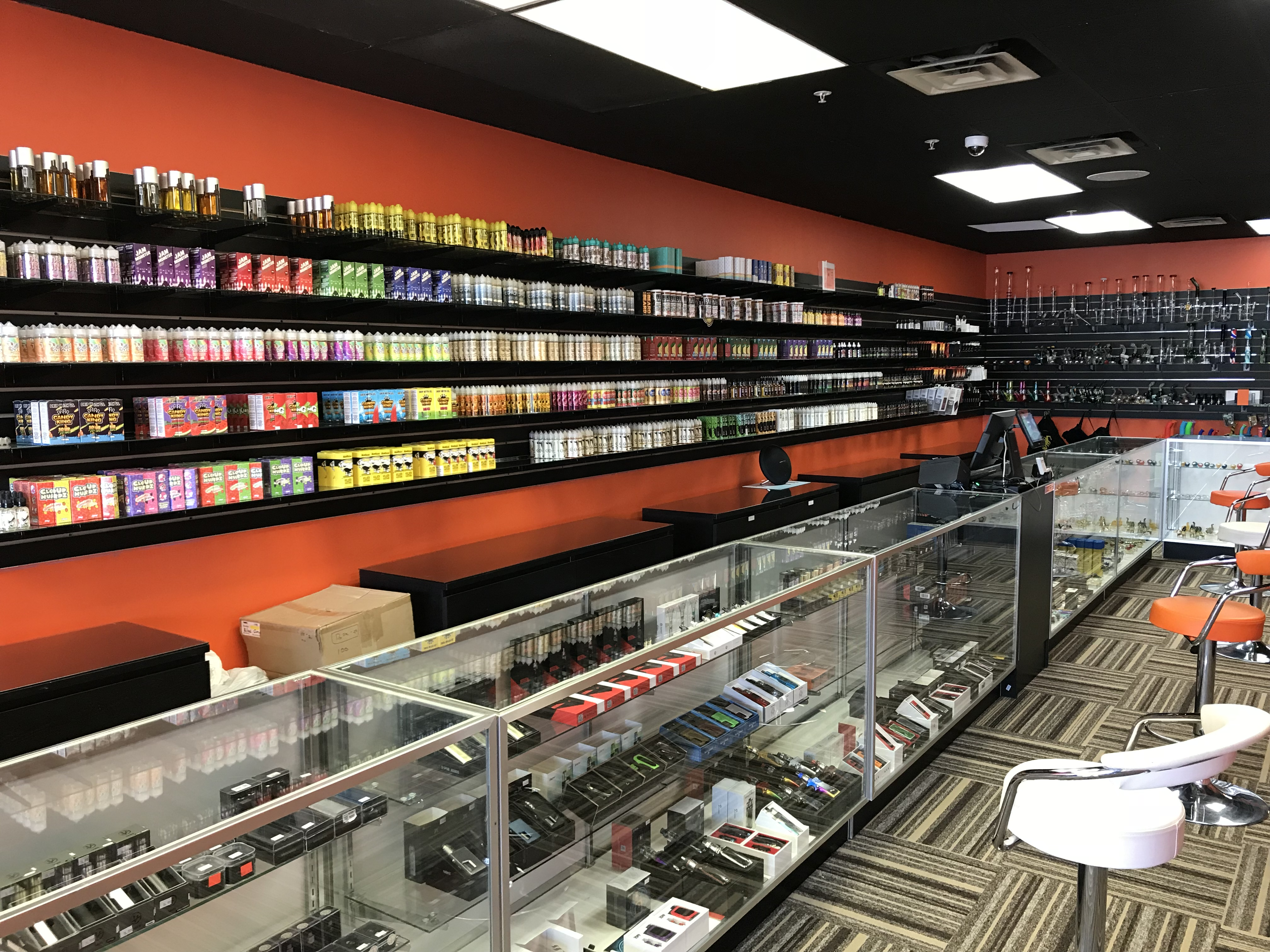 The 7 Qualities of a Great Vape Shop ~ STRANGENESS & CHARM